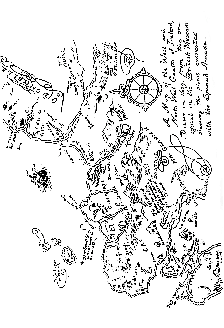 Captain Cuellar's Adventures in Connaught and Ulster, A.D. 1588